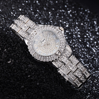 Women's  Quartz  Gift Wristwatch - Glosence