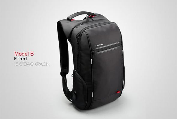 Couple Laptop Backpack - Glosence