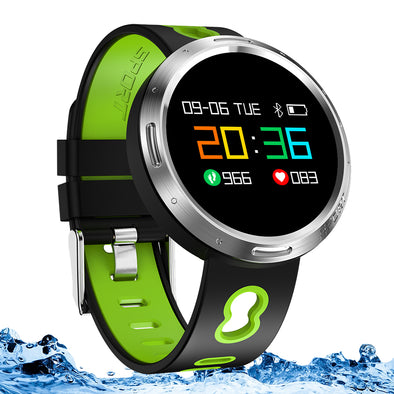 Smart Heart Rate Monitor WristWatch - Glosence