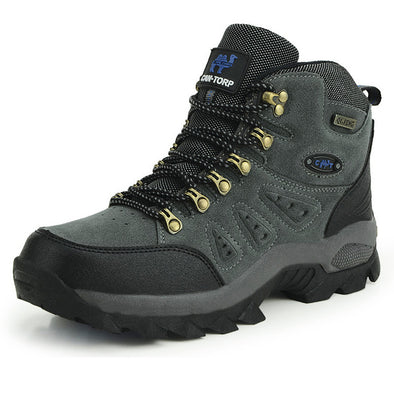 Outdoor Unisex Waterproof  Highcut Shoes - Glosence