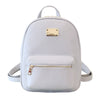Pure Leather Women's Backpack - Glosence