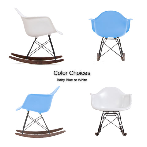 Maja Rocking Chair - colors