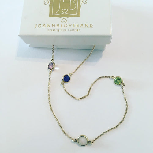 Birthstones Necklaces