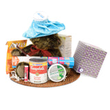 Teddy Bear Get Well Basket