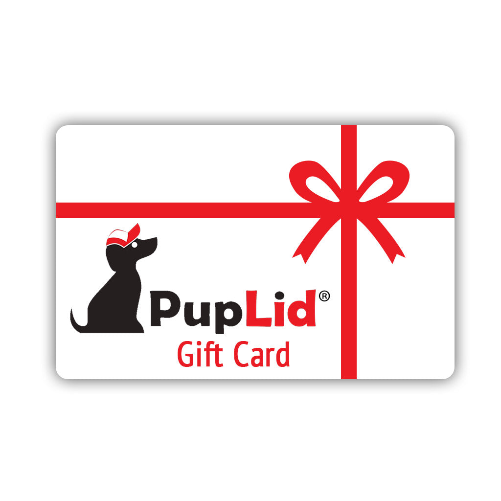 PupLid GIFT CARD