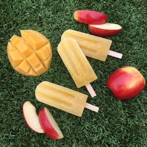 Apple Mango Popsicle