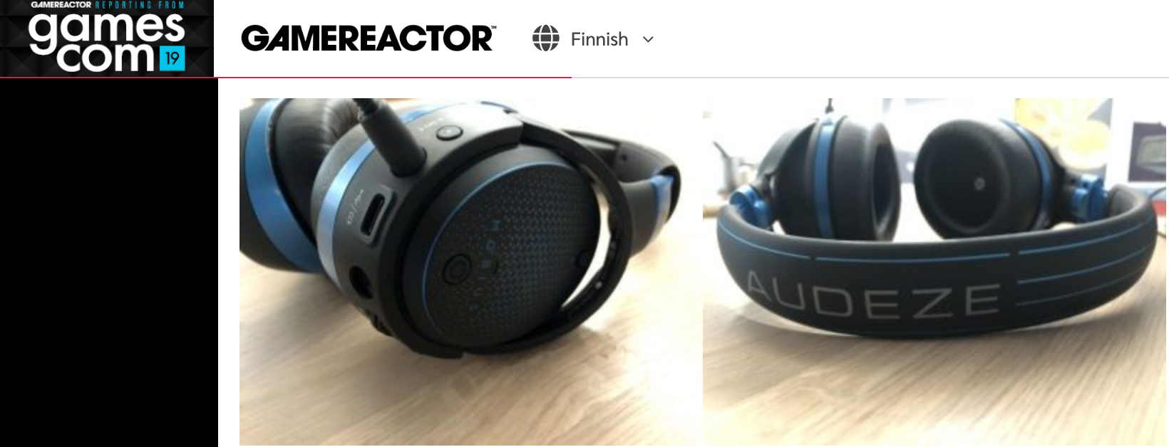 Game Reactor Finalnd reviews the Mobius
