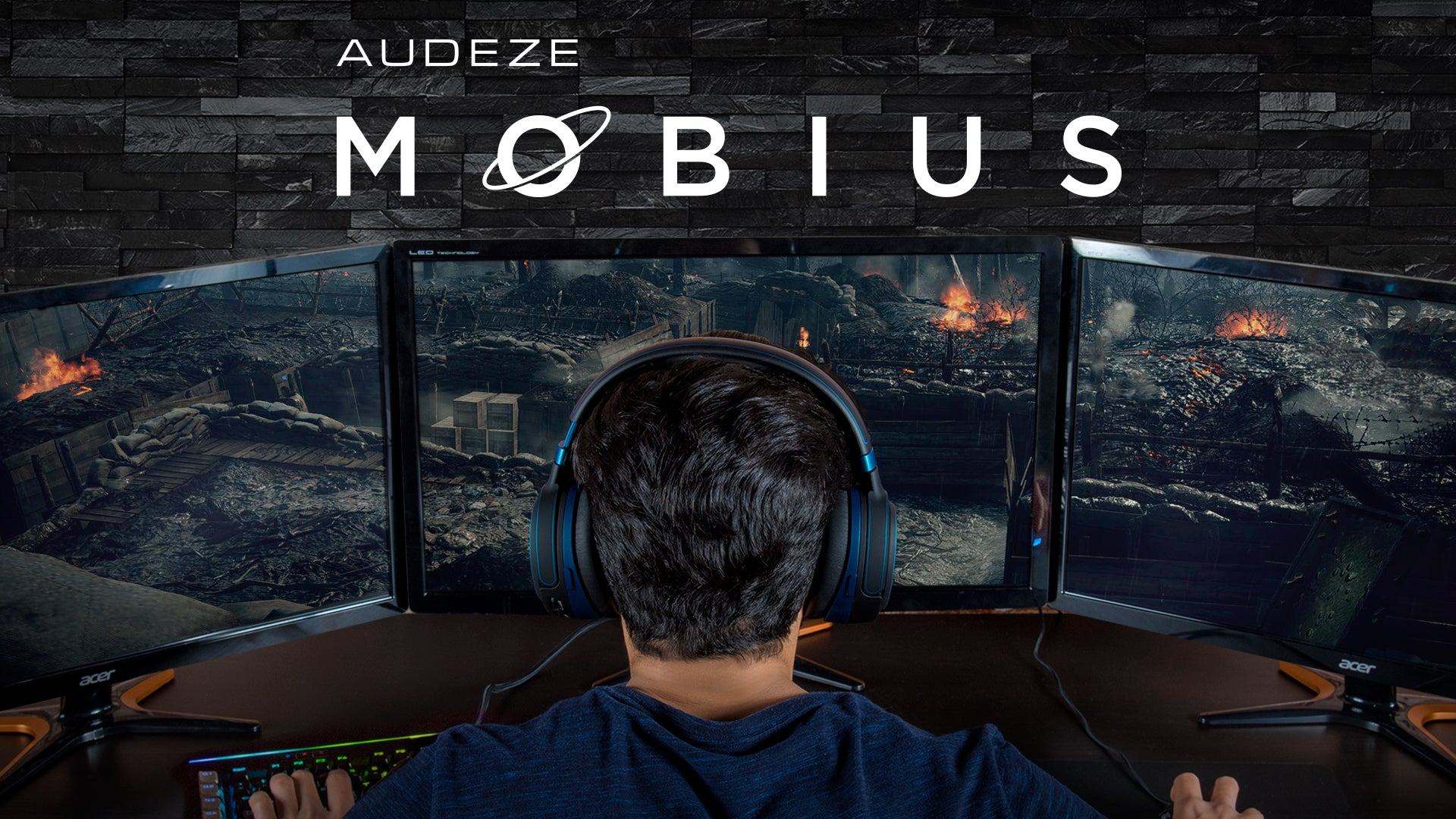 Audeze Mobius:  More than a headphone, it's an experience