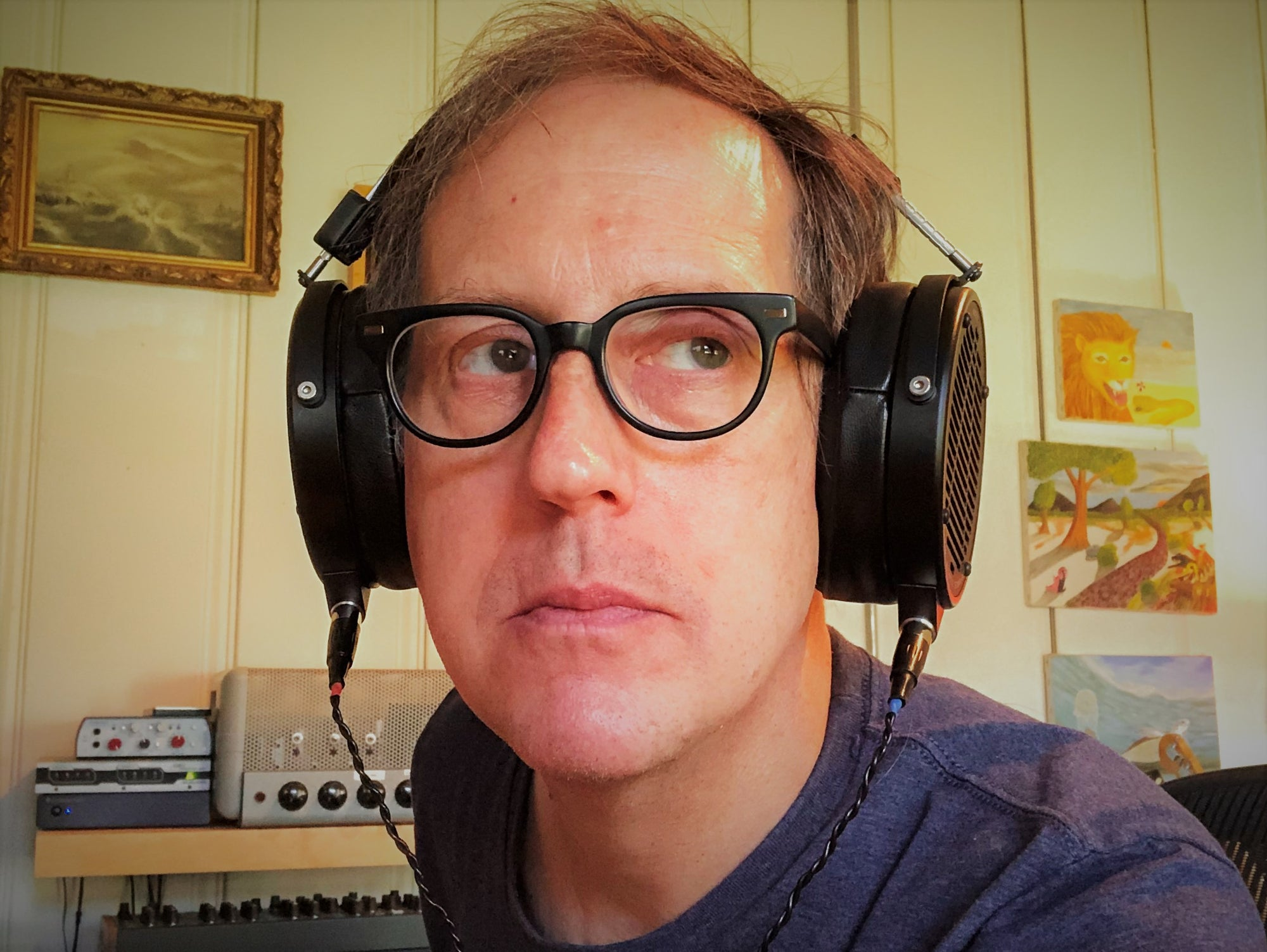 Audeze talks with renowned indie record producer Brad Wood