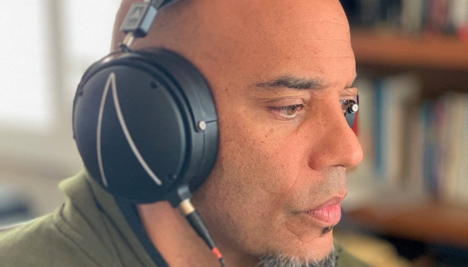 Audeze talks music with jazz bassist and composer Eric Revis