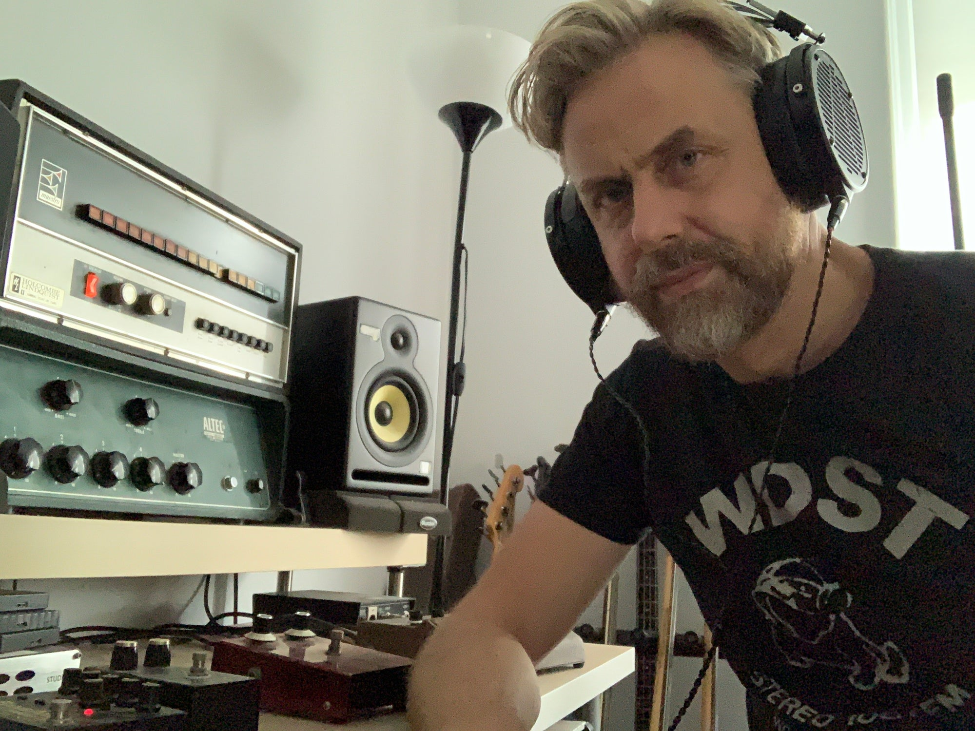 Audeze dives deep with bassist and composer Chris Lightcap