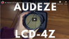 Mediahound Unboxes the Audeze LCD-4z