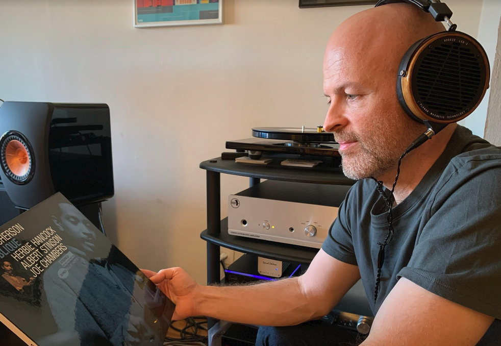 Audeze speaks with jazz drummer, educator and audiophile Paul Wells