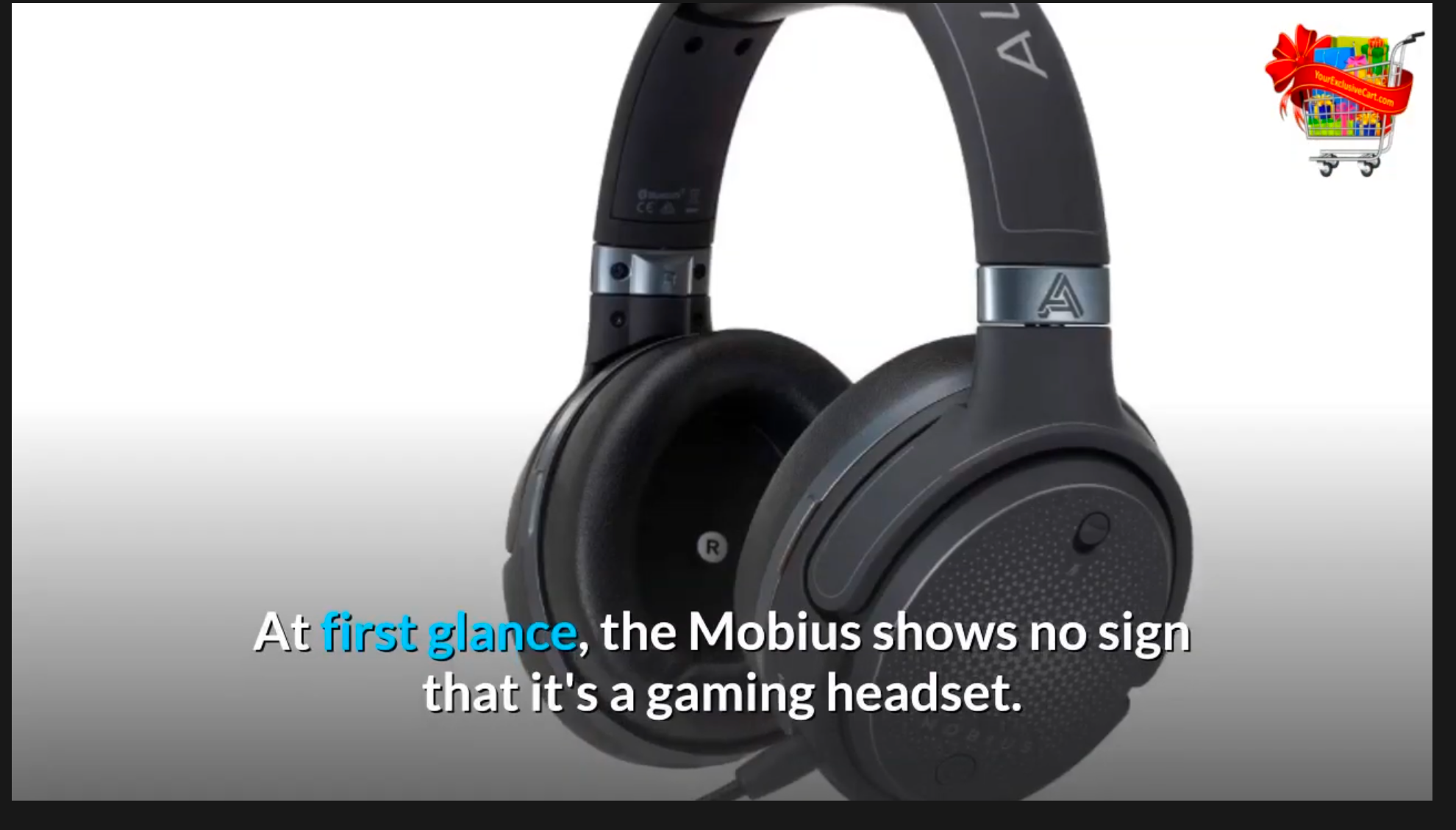 Your Exclusive Cart Reviews the Audeze Mobius on YouTube