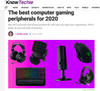 KnowTechie Names HX Orbit S a Best Gaming Peripheral of 2020