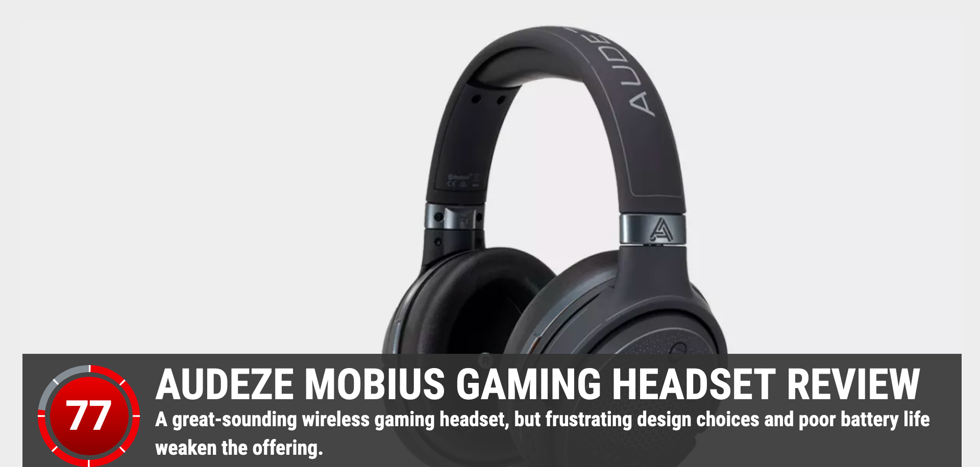 Pc Gamer Reviews The Audeze Mobius