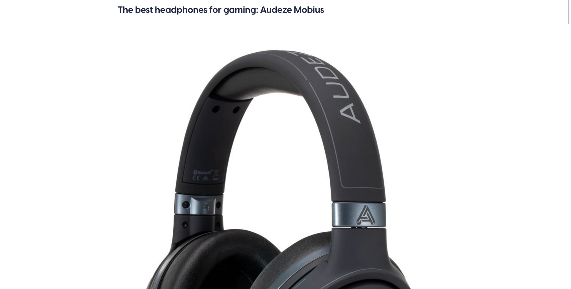 Digital Trends Names Audeze Mobius Top Gaming Headphone