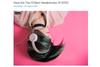 Thinis.net Names Audeze LCD-1 Top Headphone of 2020