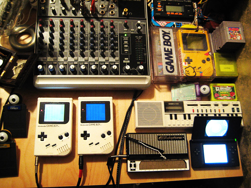 Behind the Bit: How Sega and Nintendo Used Hardware Synthesis To Create New Worlds