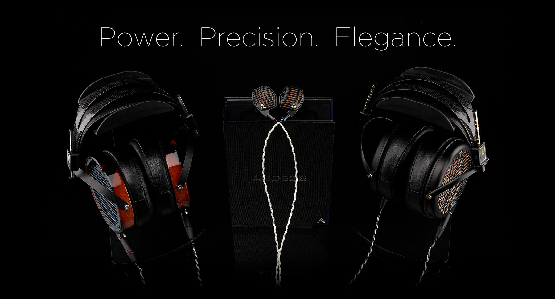 Power Precision Elegance