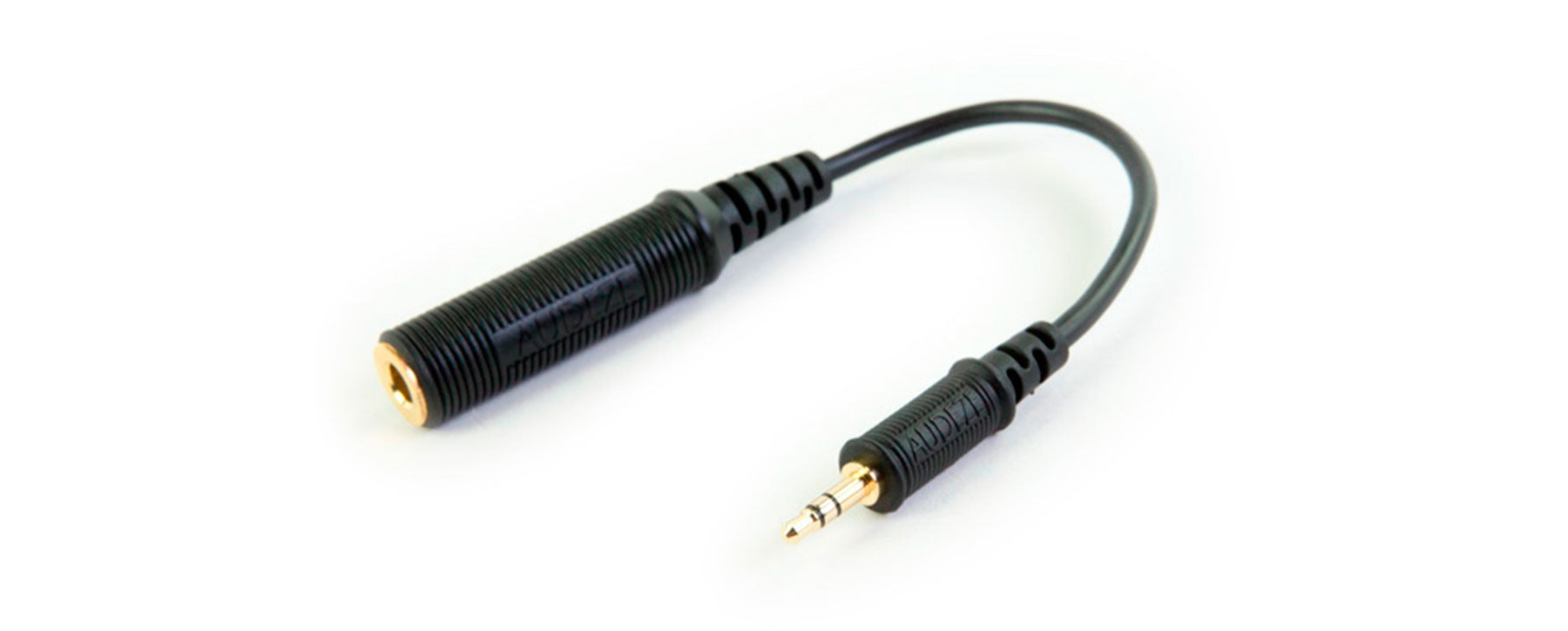 "1/4"" to 1/8"" stereo adapter"