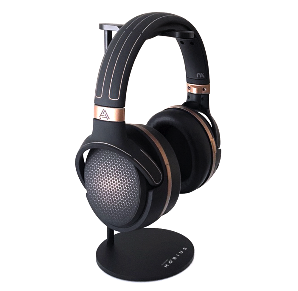 Mobius Headphone Stand