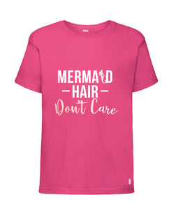 mermaid hair t-shirt