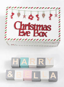 Christmas Eve Box & Santa Key
