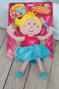 tooth fairy doll