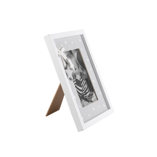 Grey Star Photo Frame