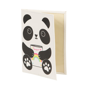 panda passport holder
