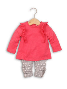 Baby Girls Leggings & Top