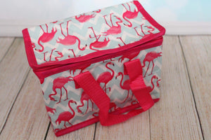 Flamingo Bay Insulated Lunchbag