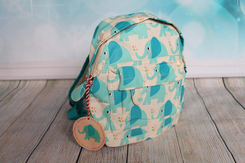 Elephant Mini Backpack
