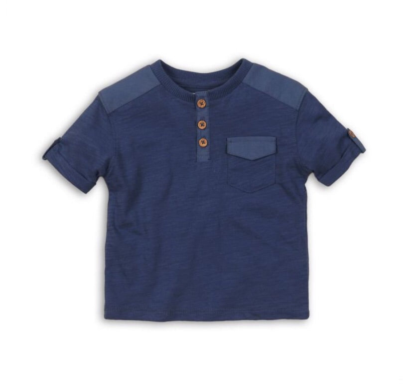 Boys Navy T-Shirt