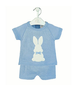 'Bunny' Spanish Design Knitted Top & Pants