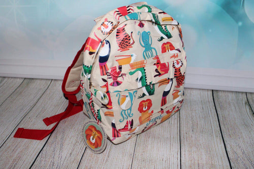 Mini Backpack Jungle Animals