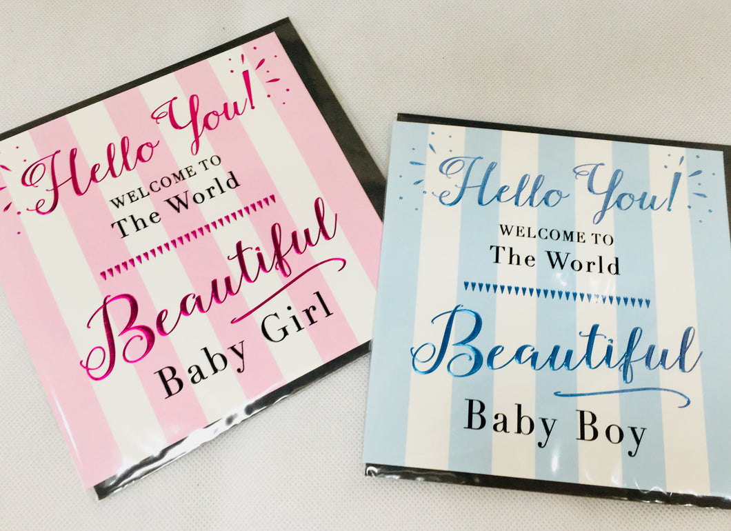 New Baby Cards