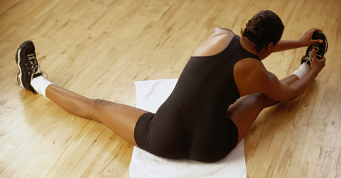 best stretching for pain