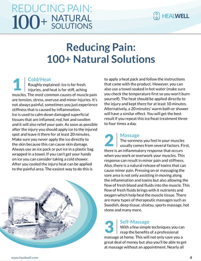best ebook for pain relief
