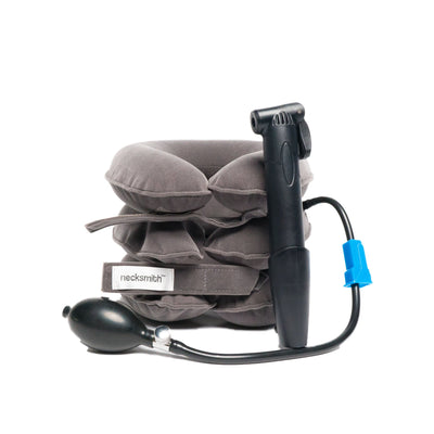 Necksmith™ Bundle: Premium Pump + Scalp Massager + Pain Cream