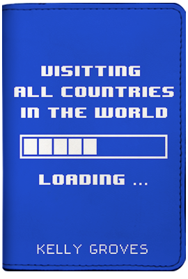 Visiting All Countries In The World (Passport Holder)