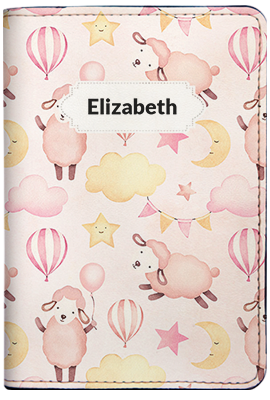 Sweet Dreams - Pink (Passport Holder)