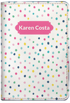 Polka Dot (Passport Holder)
