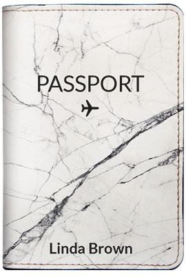 Marble (Passport Holder)