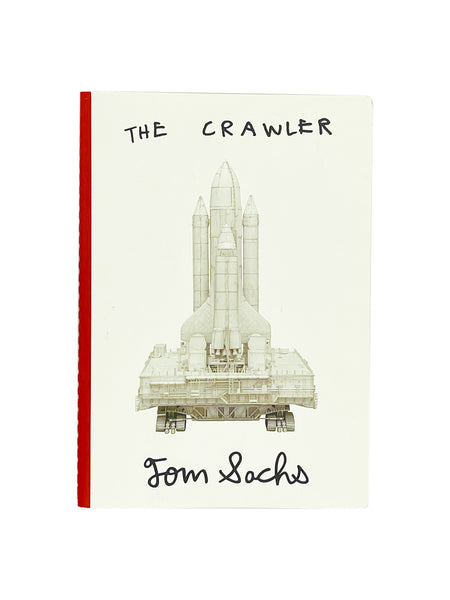 "Tom Scahs Note Book ""THE CRAWLER"" (2017)"