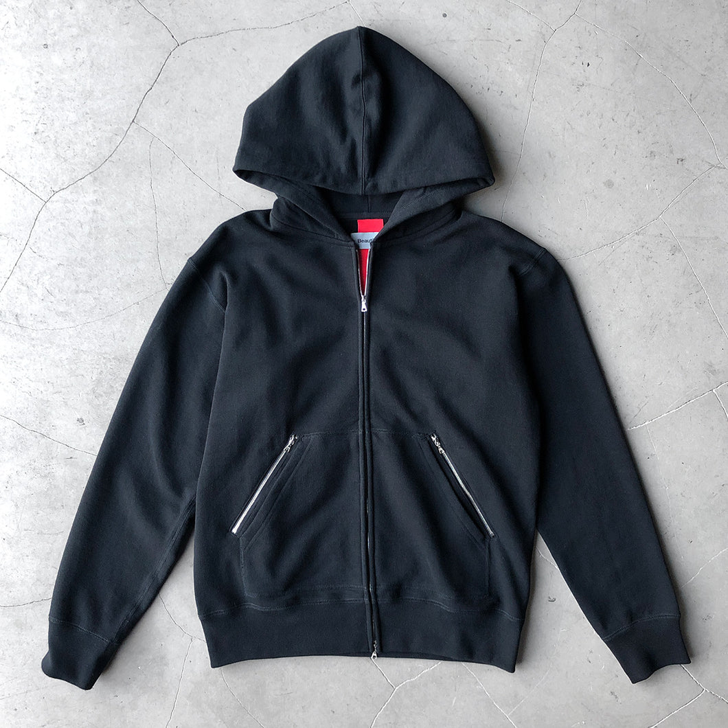 Beautilities Utility Zip 4-Pocket Hoodie