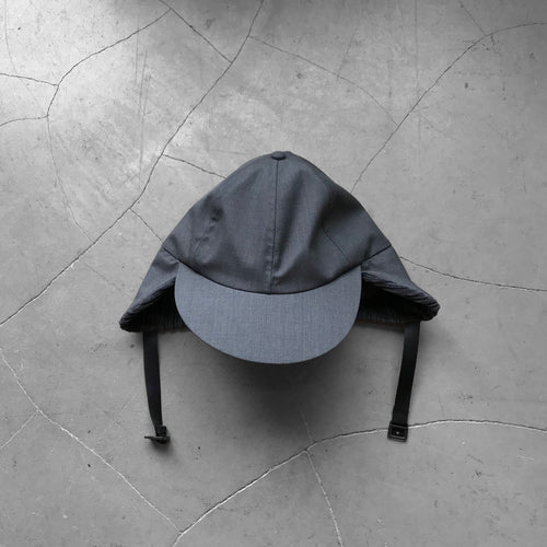 F/CE Lolo Piana Fisherman Cap Grey