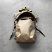 F/CE No Seam Zip Lock Bag Khaki