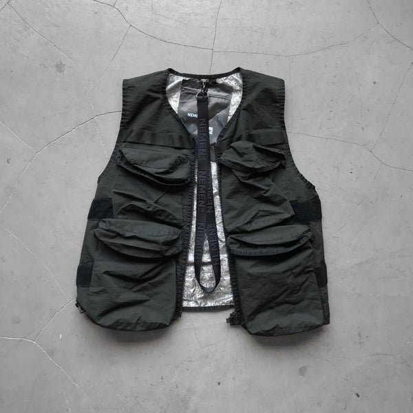 Nemen Guard Vest Military Green